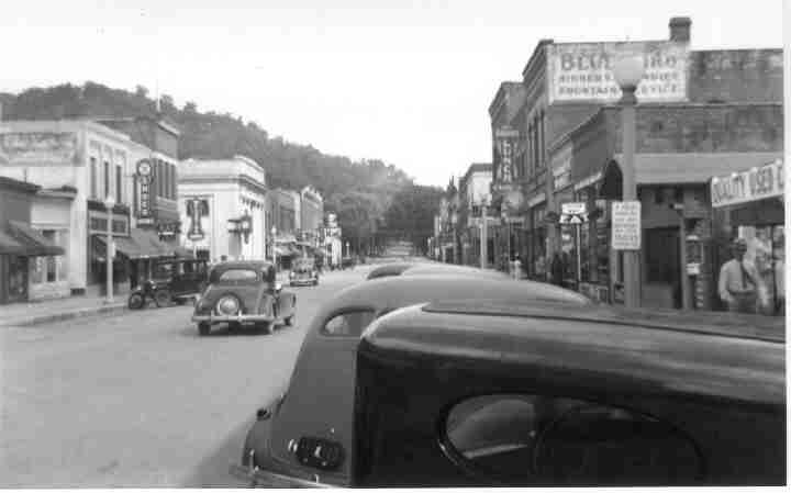 Richland Center Wi About 1946