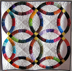Wedding Rings Pictures quilt pattern wedding ring