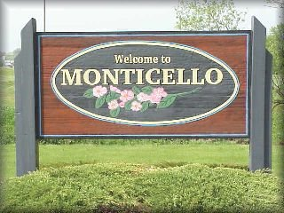 Welcome to Monticello, WI